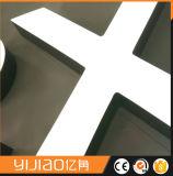 Lettera chiara di Arylic LED, lettere del LED per fare i segni