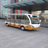 14 Bus van het Sightseeing van zetels de Hete Populaire Elektrische rsg-114y