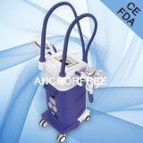 Ce ultrasonico di riduzione delle celluliti di aspirazione di vuoto di cavitazione della macchina di uso del salone