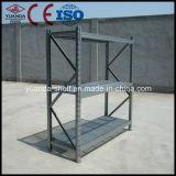 De industriële Plank van de Opslag van het Rek van de Pallet van het Pakhuis voor Koude Placemanufacture