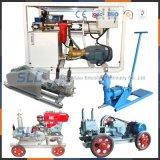 Überziehen der Pumpen-Maschine für das strukturelle Bruch-Einstecken