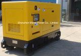 55kVA 44kwの予備発電の無声タイプCumminsのディーゼル発電機