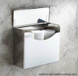 Het Vakje van het Document van de Houder van het toiletpapier voor de Zaal van de Rust