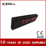 [De LEIDENE van Ganxin] Digitale Klok van het Bureau met de Klok van de Functie van het Alarm