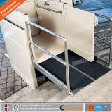 Elevatore di sedia a rotelle domestico verticale con altezza di 230cm