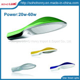 luz de rua da potência solar de luz de rua do diodo emissor de luz 20-60W