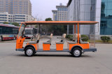 14 sedi Electric Shuttle Bus/Sightseeing Bus per Wholesale