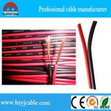 1.5mm2 Cable Altavoz Transparente, Rojo y Negro Cable eléctrico paralelo