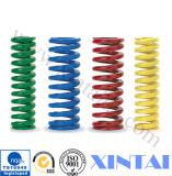 Пружина сжатия катушки ISO9001 Ts16949 RoHS сверхмощная