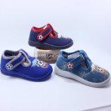 2016 heiße Baby-Segeltuch-Schuhe hergestellt von Kurbelgehäuse-Belüftung