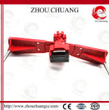 Cierre universal de múltiples funciones de la válvula del candado de la seguridad con el solo brazo