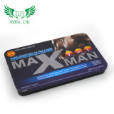 Pillola del sesso dell'estratto di erbe di Maxman efficace per l'uomo