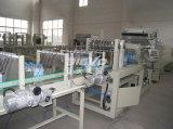 Macchina automatica piena di imballaggio con involucro termocontrattile della pellicola del PE