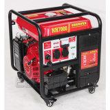 7000W Generator van de Benzine van de Omschakelaar van de Golf van de sinus de Digitale
