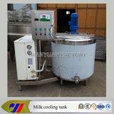Бак охлаждать молока молокозавода бака 500L парного молока охлаждая