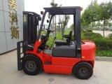 2.5 Tonnen-Handsenden-Dieselgabelstapler mit niedrigem Preis