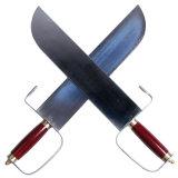 翼チュンのための蝶トレーニングのナイフ
