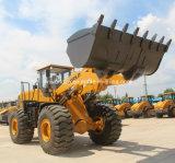 20 ton Grootte van het Gewicht van de Grote 6 Ton van de Lader van de Schop