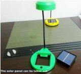 Energia solare che illumina il regalo solare L10 di natale della lampada della Tabella di 1LED 2W