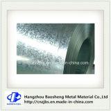 O material de folha da telhadura da configuração Quente-Mergulhou a bobina de aço galvanizada