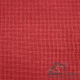 вода 30d 290t & Ветр-Упорной вниз сплетенная курткой ткань нити Двойн-Striped полиамида полиэфира жаккарда шотландки составная (X013)