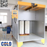 Manual Coating Booth with Two Filter