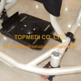 Topmedi 알루미늄 수동 농구 스포츠 휠체어