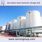 Chemikalien-industrieller Druckbehälter-kugelförmiger Sammelbehälter T-33