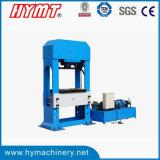 Imprensa da placa de aço de HP-100t & máquina de perfuração hidráulicas
