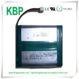 7.4V ricaricabile Lithium Polymer Battery per il GPS Tracker