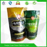 Sachet en plastique de conditionnement des aliments avec QS/OEM