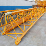 Vorbildliche 6ton Herumdrehenkräne der Oberseite-Qtz80 (6010) auf Verkäufen