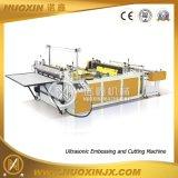Nicht gesponnene Ultraschallprägung-und Ausschnitt-Maschine (NuoXin)