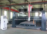 Centro de trabajo del CNC del granito
