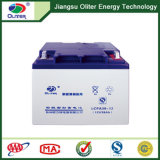 12V 38ah AGM Rechargeable Deep Cycle Solar Battery