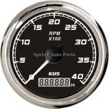 85mm popolari Tachometer RPM Gauge 0-4000 giri/min. con Backlight