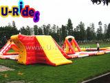 parque inflável da água do flutuador do jogo da água do baixo preço 2016