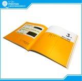Impresión bien diseñada del libro del color de la alta calidad