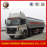 Caminhão de petroleiro 30 do combustível das rodas 8X4 de Auman 12, 000 litros