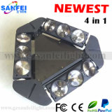 Cabeça movente do diodo emissor de luz da venda quente 9PCS 10W da fábrica (SF-300D)