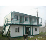 Chinese Confortable Standard Double Storey Container House