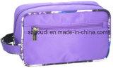 Travel Toiletry Cosmetic Bag del maschio con Two Compartments e Handle