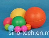 Пластичная машина дуновения шарика отливая в форму