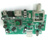 Receptor satélite HD DVB-S DVB-S2 de Digitas mini