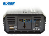 Suoer DC to AC 1000W 12V Frequency Power Inverter with USB Interface (SAA - 1000AS)