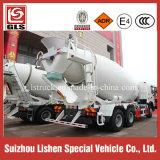 China-Lieferanten-Qualität Sinotruk HOWO Beton-LKW