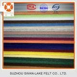 El panel de pared acústico de la fibra de poliester de Suzhou de los materiales de la insonorización para la decoración