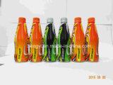 Étiquette rétractable à chaud en PVC personnalisée pour bouteille d'eau