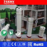 Filtri a sacco residenziali a pulizia automatica dei filtrante di acqua di Kdf del filtro da acqua Cj