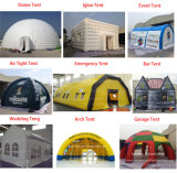 Раздувной ся шатер, раздувной шатер купола